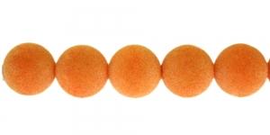 Oranž samethelmes, 20mm, CD5