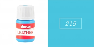 Nahavärvid Darwi Leather, 30ml, LIGHT BLUE 215