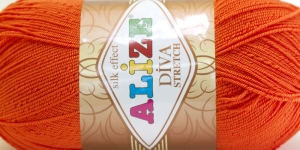 Пряжа DİVA STRETCH, Alize, цвет №407