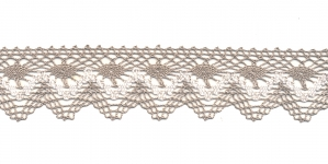 Cotton Crochet Lace 3201-Q5, 3 cm