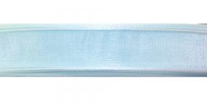 650 Helesinine organza pael 10mm-12mm
