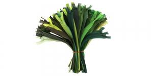 Peitlukud 20cm, pakkumiskomplekt, 50tk, rohelised, #6