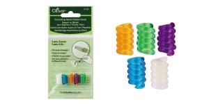 Спиральные держатели для вязальных игл (маленькие), 5шт