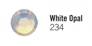 234 White opal