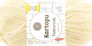 Sametlõng Yumurcak, Kartopu, värv YMD0009, natural