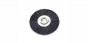 Ketashari, Nylon Bristle Medium Disc Brush, 20 x 1 mm, TK5