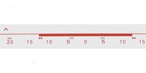 Kudumismasina indikaatorlint ülemisele plaadile, numbrilint KH 5. klass (nõelte vahega 4,5 mm)
