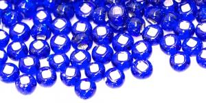 Czech Rocaille (Seed), Beads, 2/0 (5.8-6.3 mm), Preciosa, Color: HO110