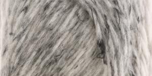 Villasisaldusega lõng Raindrops Degradé, Austermann, värv nr. 1, helebeež mustaga