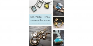 Raamat `Stonesetting for Contemporary Jewellery Makers`