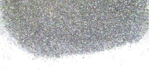 Litripulber, 100g, Hõbedane, AB- läikega, PU2