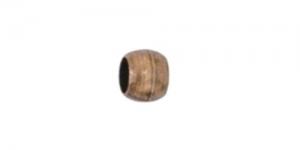 Vasetatud ümar pärlipidur/helmes / 2mm / JFC1CU-1Z