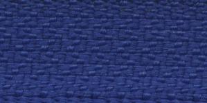 Alt avatav spiraallukk, Opti, 6mm, 38cm, värv: värv: 7340 Tuhm keskmine sinine