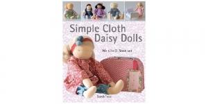 Raamat `Simple Cloth Daisy Dolls`