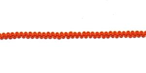 0,8mm Põimitud kaunistuspael, Oranž Nr. 3