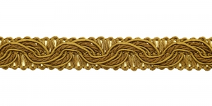 Reljeefne kaunistuspael LPE-518 / Värv nr. PE-36/35, Oliiviroheline kuldpruuniga