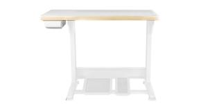 Vankkarakenteinen ompelukonepöydän levy, saumuripöytälevy, neulekonen ym pöytälevy 50cm × 120cm