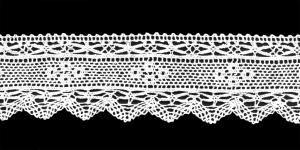 Puuvillane servapits 1797-01, Värv Valge