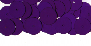 YB247 / Lamedad kettakujulised plastlitrid / Läikiv lilla / ø10mm