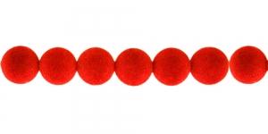 Punane samethelmes, 12mm, CD13