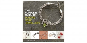 Raamat `The Complete Guide to Making Wire Jewellery`
