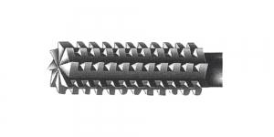 Freesimisotsak silindrikujulise peaga, 0,7 mm, TN3 007