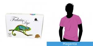 Vielo Washing Machine Fabric Dye, 200 g, Magenta