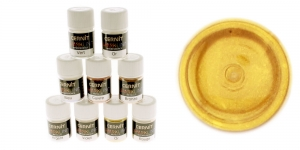Жемчужный порошок Cernit, 5g, Metallic Gold 050
