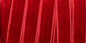 Sametpael laiusega 15mm Art.3355R / Velvet Ribbon / Värv Nr.150 Tumepunane