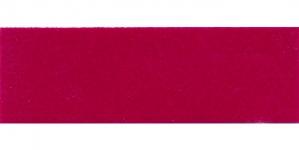 Punane samet diagonaalkant / 18mm, `Vellut` / Värv 46