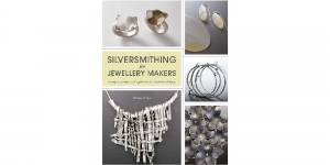 Raamat `Silversmithing for Jewellery Makers`