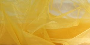 04 112cm Tumedam kollane organzakangas