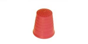Plastikust sõrmkübar, Nr.16 mm (#8), Pony 98213/03