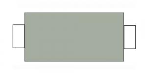 Õmblusniit, 100% PES, 366m, terashall CA7595-CA335