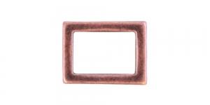 21 mm x 16 mm Antiikvaskne, kandiline vahedetail SHP106/IR829