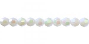 Loodusvalge AB-kattega ümar tahuline plasthelmes, BP15 6mm