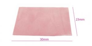 Pärlitöö alus 23 cm x 30 cm, roosa BO684