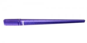 Sinine alumiiniumist sõrmuse Mandrel, 24,7cm, 228A-300