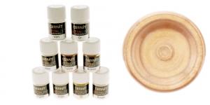 Pärlmutter- ja metallikefektiga pulber Cernit, 5g, Interference-gold 050