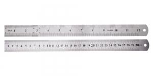 Roostevabast terasest joonlaud 30cm, 12` (tolli), DY30CM