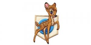 7,2 x 4,3 cm Multifilmi Bambi FI15
