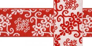 Jacquard koristenauha, väri nr. 6