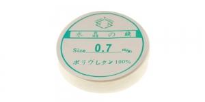 Tamiil Läbipaistev, 0,7 mm, 20 m, OB5