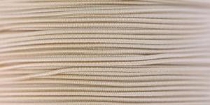 Elastic Cord Ø 1,2 mm / Colour no. 1901, Cream