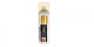 Pärmutterviimistluse aerosoollakk, kaitselakk Odif O`Deco Varnish, KULDNE 125 ml