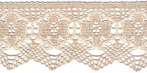 Cotton Crochet Lace 1108-L1, 9,5 cm