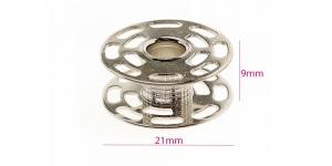 Metallpool koduõmblusmasinale (nn. kõrvata; poolipesasse), Bernina-tüüp