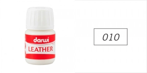 Nahavärvid Darwi Leather, 30ml, WHITE 010