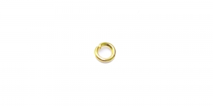 Kuldne rõngas, 3 x 0,7 mm, EF56