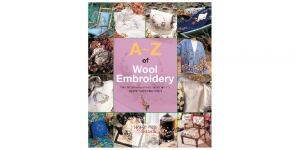 Raamat `A-Z of Wool Embroidery`